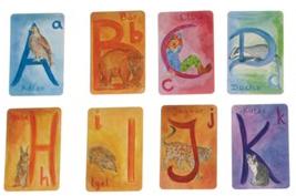 Waldorf alfabet litere